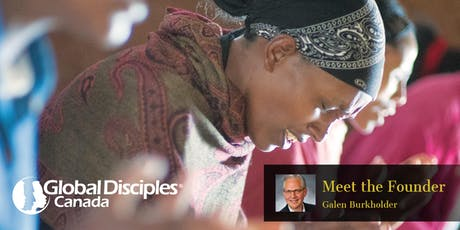 Meet the Founder of Global Disciples tickets