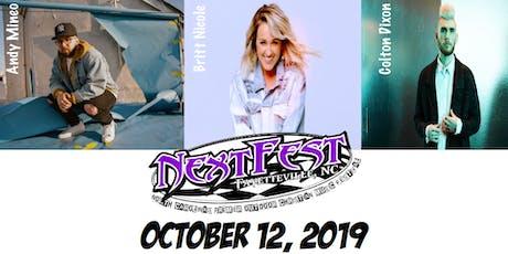 NextFest 2019 tickets