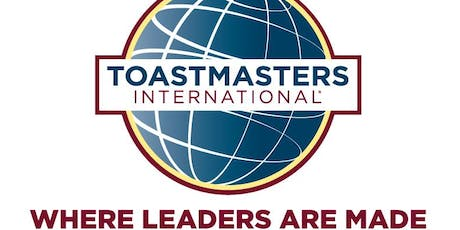 Public Speaking Networking - Toastmasters Club 7653 tickets