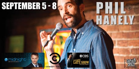 Comedian Phil Hanley Live in Naples, FL tickets