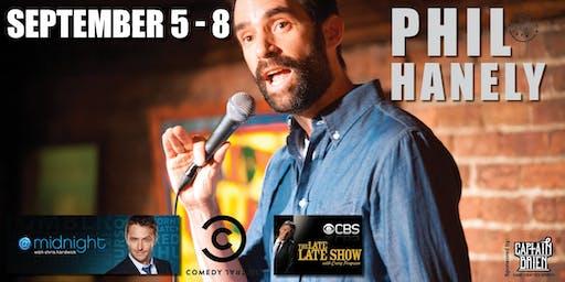 Comedian Phil Hanley Live in Naples, FL