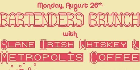 Monthly Meeting with Slane Irish Whiskey & Metropolis Coffee tickets