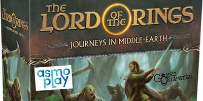 Asmoplay Event - Journeys in Middle Earth