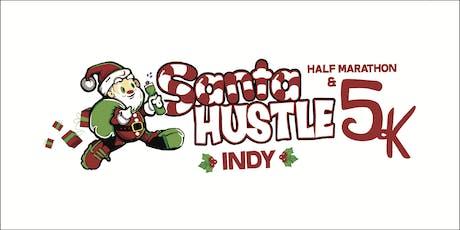Santa Hustle Indy Half Marathon & 5K Volunteer Sign-up 2019 tickets