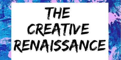 The Creative Renaissance Group Art Exhibition tickets