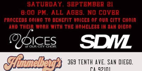SDML Presents : Voices of our City Benefit Show tickets
