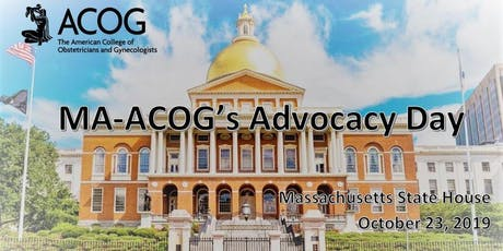ACOG Massachusetts Section Advocacy Day tickets
