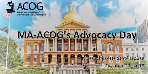 ACOG Massachusetts Section Advocacy Day