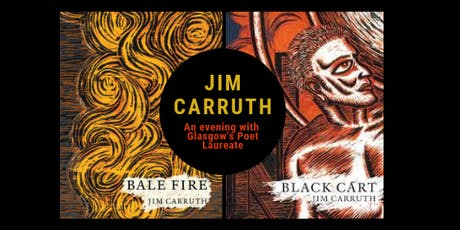 Bale Fire /Black Cart : An evening with poet Jim Carruth tickets