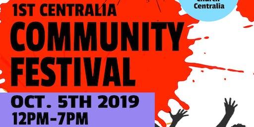 FBCC Annual Centralia Family Festival - VENDORS/TALENT NEEDED