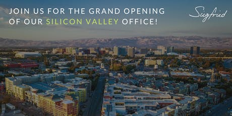 The Siegfried Group - Silicon Valley Office Grand Opening Celebration!  tickets