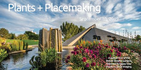 Plants + Placemaking - Denver Botanic Gardens Tour with iZone Imaging tickets