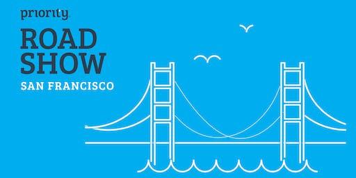 Priority Roadshow - San Francisco
