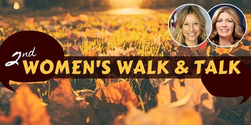 2nd Women's Walk & Talk