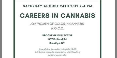 Careers In Cannabis tickets