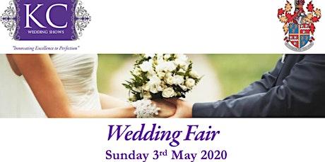 Tonbridge School Wedding Show tickets