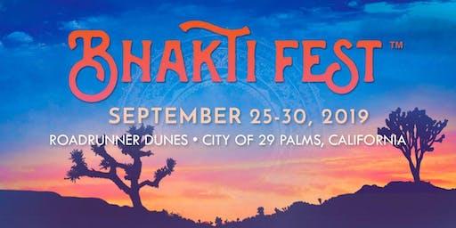 Discounted Bhakti Fest ticket by KIRTANIYAS