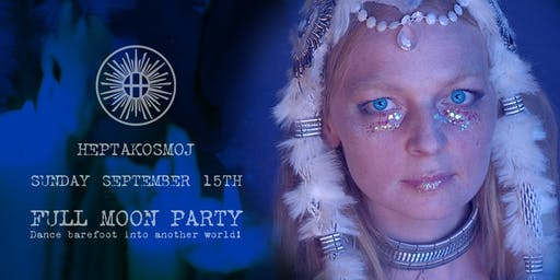 Heptakosmoj | Full Moon Party