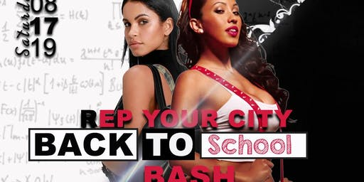 Rep Yo City Back To School @ Culture Lounge