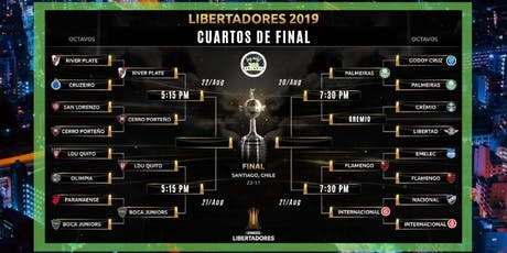 Copa Libertadores I Cuartos de final tickets