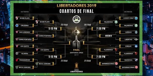Copa Libertadores I Cuartos de final