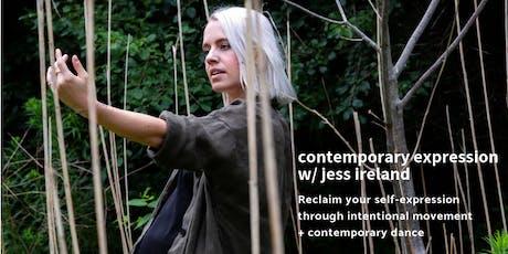 Adult Contemporary Dance/Improvisational Movement Workshop tickets