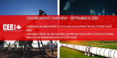 CERI Breakfast Overview - Oil Sands Supply Cost Update & Crude Oil Outlook