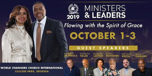 Ministers and Leaders Conference 2019 with Creflo & Taffi Dollar