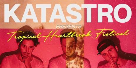 Tropical Heartbreak Festival  tickets
