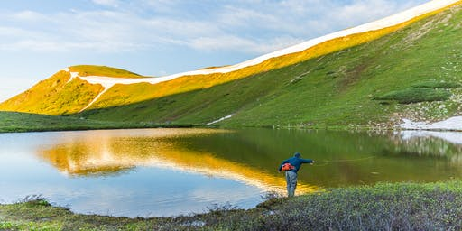 High Alpine Lakes with Cam Carlson