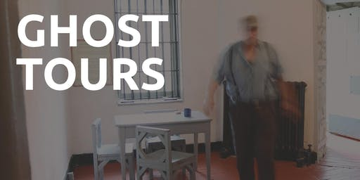 GAOL: Ghost Tours 2019