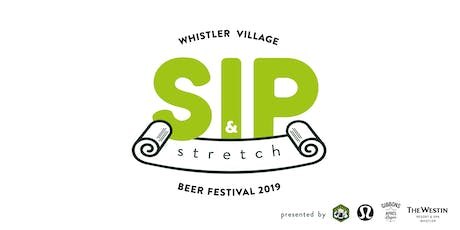 Sip & Stretch tickets