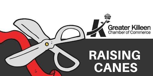 Ribbon Cutting: Raising Canes
