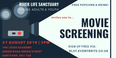River Life Sanctuary Movie Screening!