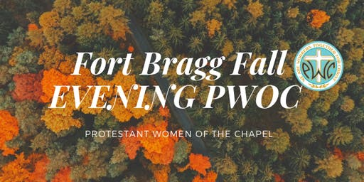 Fort Bragg Fall Evening Bible Study Kick-Off