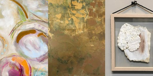 Gainey Hall Gallery Closing Reception: Can You Feel It?