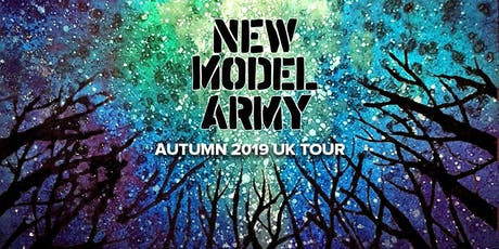 New Model Army | The 1865 tickets