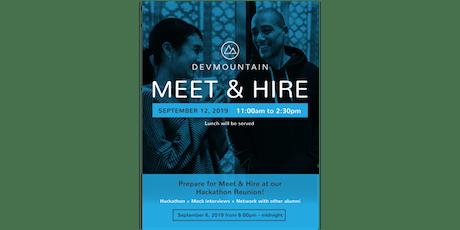 DEVMOUNTAIN EMPLOYER EVENT - Employer Sign Up  tickets