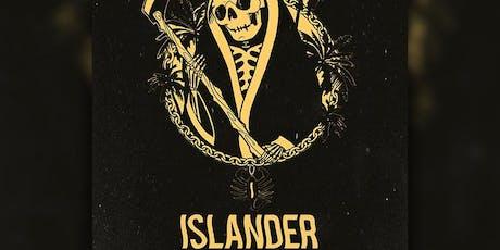 Islander tickets
