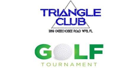 2019 Triangle Club Charity Golf Tournament tickets