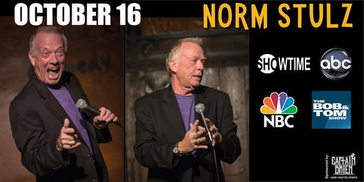 Comedian Norm Stulz Stand up comedy Tour in Naples, Florida