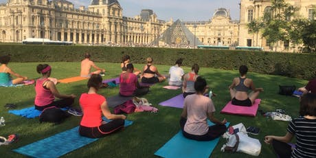 Vinyasa Yoga in Jardin des Tuileries (Class is in English) billets