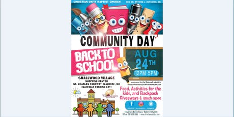 CUBC Community Day tickets
