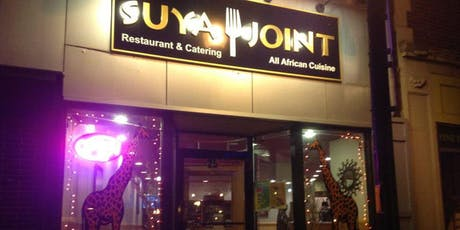 Paint and Sip at Suya Joint tickets