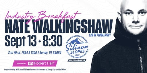 Industry Breakfast With Nate Walkingshaw