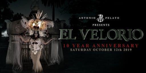 EL VELORIO 10 YEAR ANNIVERSARY