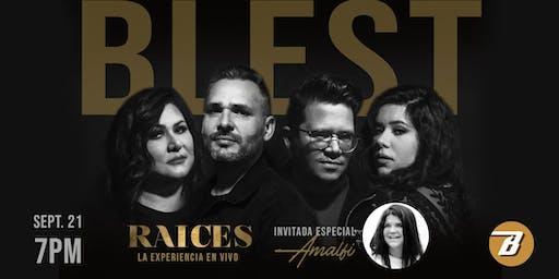 BLEST - RAICES (La Experiencia  En Vivo)