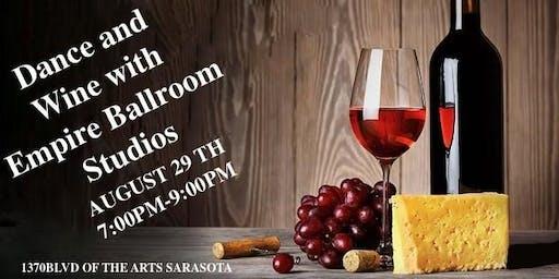 Dance and Wine with Empire Ballroom Studios
