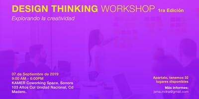 Design Thinking Workshops - Tampico