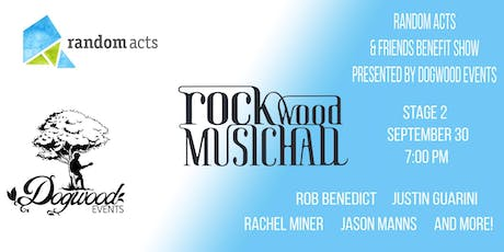 Rob Benedict, Justin Guarini, Rachel Miner, Jason Manns, and more! tickets